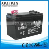 Super capacitor deep cycle power 12v 100ah storage battery