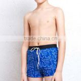 blue trunks hot sale teens swimwear
