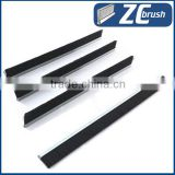 our factory offer any size strip brush use for cleaning machine