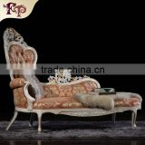 Antique classic furniture chaise lounge-classic furniture-antique reproduction furnirture