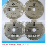 110mm Long Life And Sharp Manufacturer high quality Sharpening Saw Blades For Stone and building material