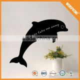 High quality home decor dolphins black wall sticker