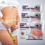 hot sale Korea slim belly mymi wonder patch for weight loss/guarana slimming patch                                                                         Quality Choice