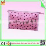 Lady Fashion Luxury Makeup Cosmetic Bag Toiletry Travel Bath Wash Pouch Clutches