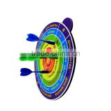 Burst selling factory wholesale children safety interesting indoor game custom magnet dart board