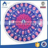 EAswet China supplier wholesale funny adult beach towel,large round beach towel with tassels                                                                                                         Supplier's Choice