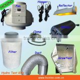 Hydroponics Grow Tent Kits, fan,duct,ballast,reflector...