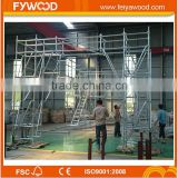 Scaffolding factory ,metal ringlock scaffolding for bridge, airport