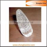 OEM Service Custom Cast Corn Shape Transparent Polyurethane Crafts polyurethane decoration products