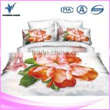European Style 3D Printed Bedding Setwith Factory Price