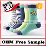 child kids frozen socks jacquard baby socks kids toe socks