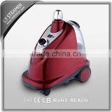 LT-6/GB609 Red pearl high quality new design competitive price vertical fabric garment steamer