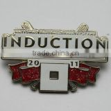 High quality metal laple pin for school
