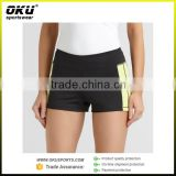 Polyester Spandex Custom women's compression shorts, compression pants women compression tight lycra pants
