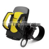 High quality wholesale 360 degree Adjustable Rack bicycle bike mount holder for mobile phone