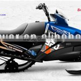 2 Stroke Engine Type and Chain Drive Transmission System snowmobile for kids for sale (Direct factory)