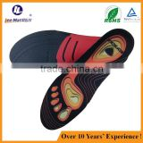 footcare eva orthotic insole safety shoe inserts for long standing