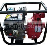 Portable Silent Gasoline Water Pump with CE SONCAP