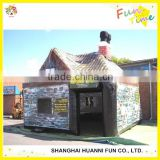 2015 hot sale outdoor inflatable tent ,inflatable bar for house , inflatable building