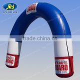 hot selling cheap inflatable arch for sale/inflatable rainbow arch/inflatable finish line arch