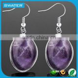 Best Selling Products Indian Hot Sex Photos Gem Drop Hyacinth Earrings