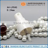 24/410 plastic lotion bottle pump for cosmetic use