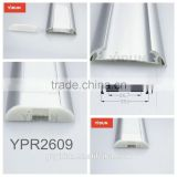 Aluminum light bar fixtures led linear pendent light led strip channel curved suface ceiling light