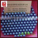 China manufacture tungsten alloy balls with high quality
