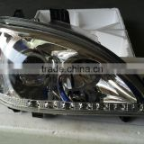 W163 LED Headlights For Mercedes Benz M CLASS 98-05 ML 320 ML 430 ML163