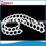 V-0 burn rating silicone rubber bands tensile resistance rubber band strong elastic strap can bear 60kgs