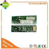 toner cartridge refill chip for Konica Minolta bizhub C220 C280 C360 developing unit chip