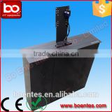 LCD Monitor Motorized Lifting Up Device apply to 17~24 inch LED/LCD Monitors for Conference Display Accessories