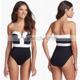 New Ladies one-piece Monokini Sexy Beach Padded Bikini Bathing Swimsuit Swimwea