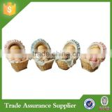 Top Design Polyresin Newbaby Baby Birth Angel Souvenirs