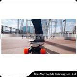 4 Wheel Electric Scooter with 8 inch bluetooth self balancing scooter 250w Electric Hoverboard