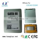 "mini PCI-E mSATA SSD to 7mm 2.5"" SATA Hard Disk Case Enclosure"