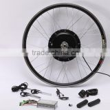 Whole price bike conversion kit gearless electric bike hub motor front&rear wheel motor