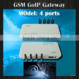 Hot voip product! 4 ports gsm voip gateway,grandstream voip analog gateway