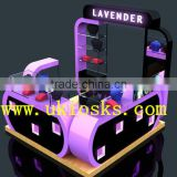 Customized body jewelry kiosk | body jewelry display stand | body jewelry display showcase