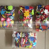 2014 colorful dolls Mix smart rubber charms with metal loop For loom bands diy bracelet wholesale loom charms factory price