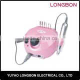 2016 Hot Sell Nail Drill Pink nail art Electric nail drill machine