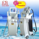 stationary laser tattoo removal skin rejuvenation&e-light hair removal tattoo removal equipment&laser color tattoo removal