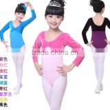 Performance Long sleeve Hot Sale Ballet Dance Costumes Girls