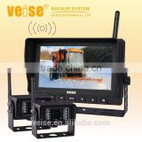Tractor Parts with Waterproof Rearview System compatible with Farm Tractor, Combine,Cultivator,Plough,Trailer,Truck,Barn