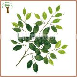 artificial ficus leaves and branches