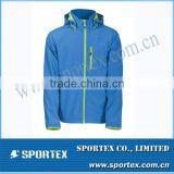 Made-in-China Fashionable OEM Men Softshell Jacket MZ0075