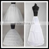 Long Wedding Petticoat Bridal Underskirt Women tutu skirt
