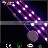 USB rechargeable car lights led led strip digital 6V 5050 rgb