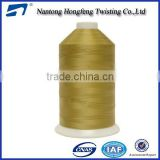 Bonded Nylon thread for sewing leather