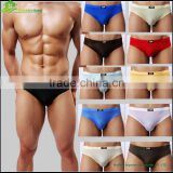 Comfortable underwear man sexy g-string transparent thong men sexy fancy panty thong Men Plain Underwear
